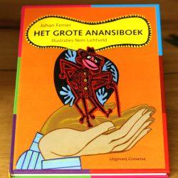 Boek - Grote Anansiboek
